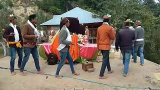 Kongkaricha dance at shukun Pangi Kinnaur {Save Culture Save Identity} 2018  💐💐