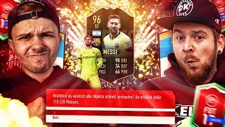 FIFA 19: WALKOUT DISCARD Pack Battle vs DerKeller 😱🔥