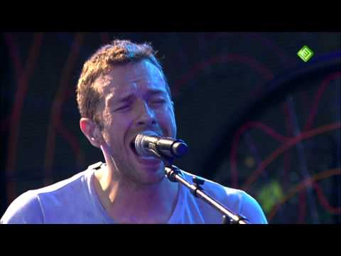 Coldplay - Trouble [Pinkpop 2011] Music Videos