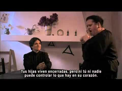La casa de Bernarda Alba en Lengua de Signos Española