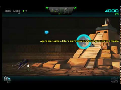 Ben 10 - O mistério da espada maia (parte 4)