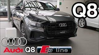 2019 Audi Q8 50 TDI Quattro Sline 3.0 V6 TDI | Audi Q8 Reviews