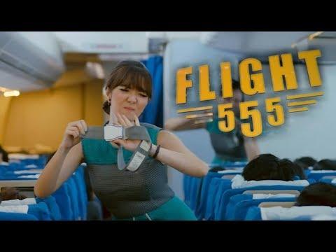 """Lagu Trailer Film Indonesia - """"FLIGHT 555"""" (18 Januari 2018)"""