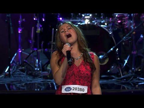 Lisa Ajax Sjunger Addicted To You I Solomomentet Av Idols Slutaudition - Idol Sverige (tv4) video
