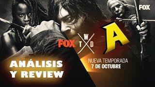 Review, Análisis y Opinión| Trailer TWD 10 | The Walking Dead Temporada 10