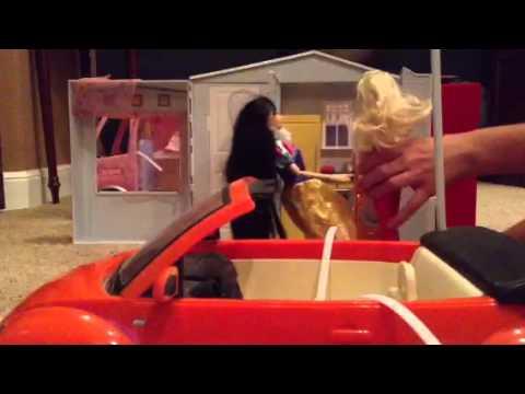 A Barbie Movie - Ken Cheats On Barbie. Part 1 video