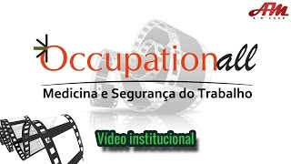 Occupationall - Vídeo Institucional - AMCorp