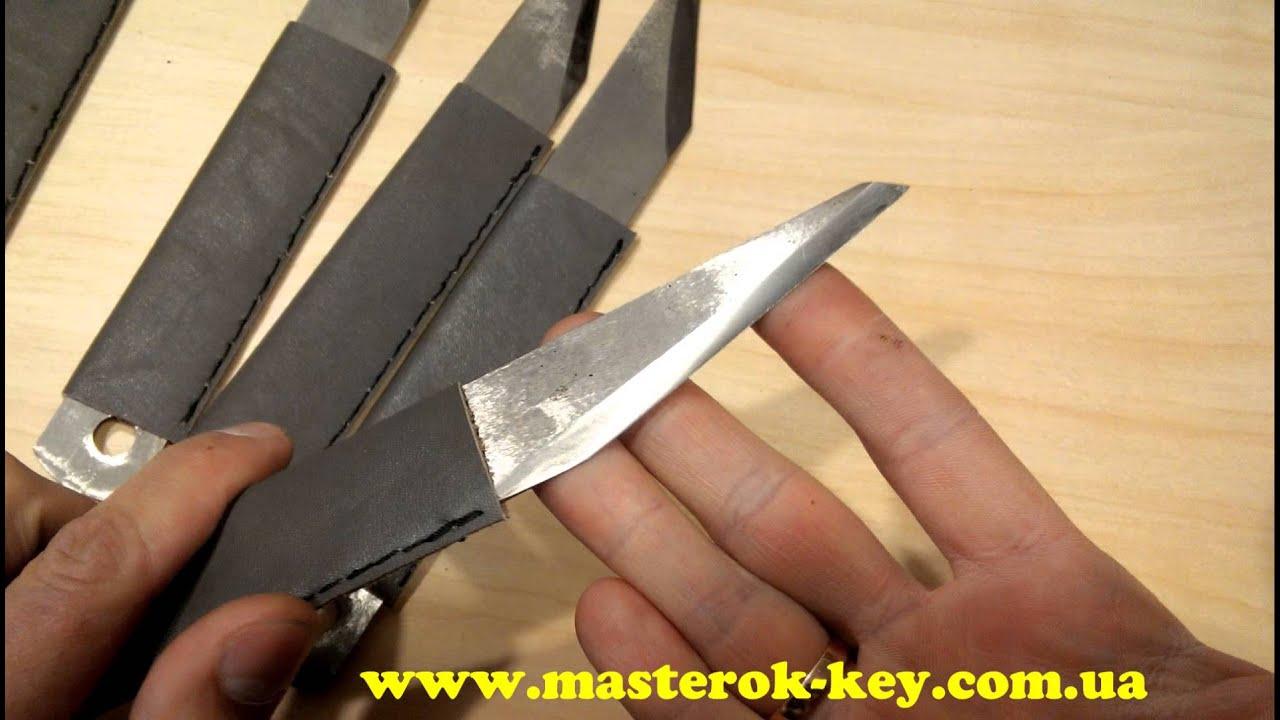 Ножи сапожные своими руками