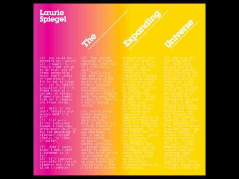 laurie spiegel - east river dawn