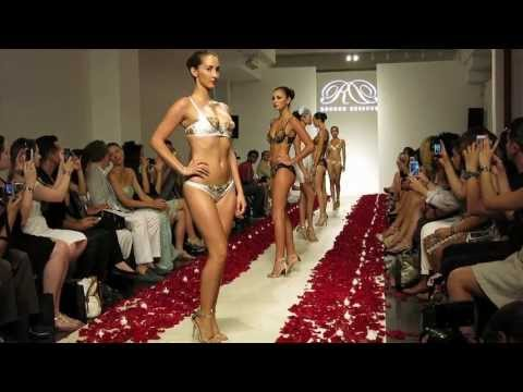 Lingerie Fashion Week: Rococo Dessous Runway