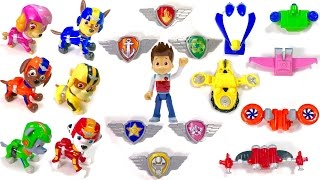 Best Learning Colors Video for Children  - Help Paw Patrol Match Their Air Rescue Pup Packs