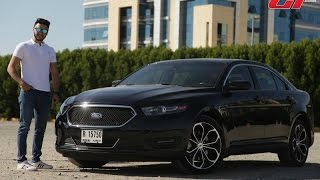 Ford Taurus SHO 2016 فورد توروس