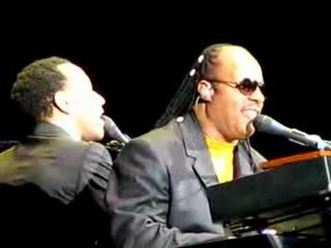 JOHN LEGEND STEVIE WONDER ORDINARY PEOPLE LOS ANGELES klip izle
