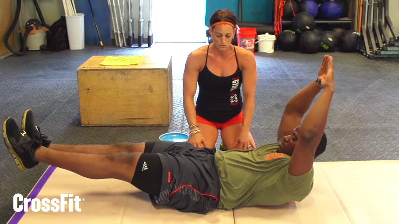 гимнастка с мужиком