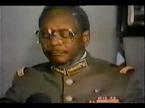 Documentary on Africa's Last Emperor, His Imperial Majesty Bokassa.