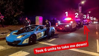 BEVERLY HILLS POLICE UNLAWFUL INTIMIDATION TACTICS ON SUPERCAR OWNER!