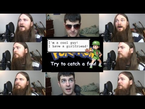 Pokémon theme parody acapella - 'Try to catch a few' ft. Dookieshed