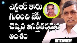 DrJayaprakash Narayan reveals interesting things a
