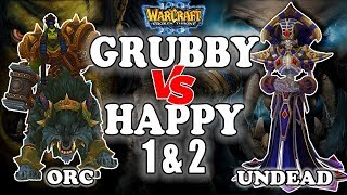 "Grubby | ""Grubby vs Happy - Game 1 & 2"" 