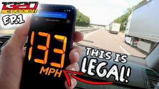 Our FIRST Time on the AUTOBAHN! (Germany: EP-1)