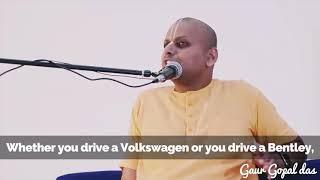 Gaur Gopal Das - Happiness
