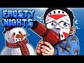Frosty Nights - A Horror Christmas Story! (Evil Snowman) Night 1 & 2!