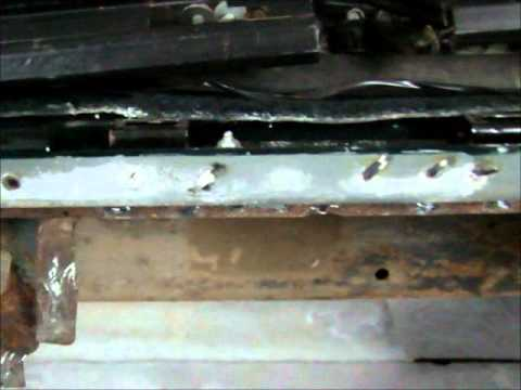 How To Remove Oil Pan Gasket On 2001 Gmc Sirerra 2500 Hd 6