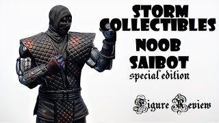 Storm Collectibles Mortal Combat Noob Saibot figure