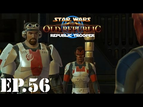 Star Wars: The Old Republic w/ Nirukii - Part 56: Living Machines? - [Republic Trooper]