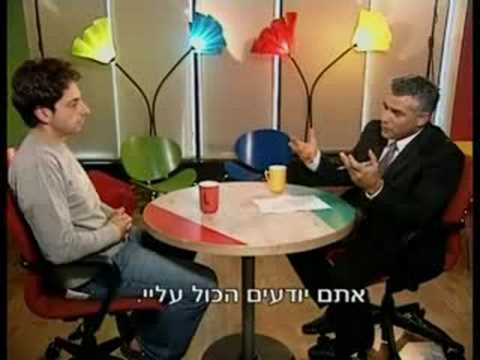 Interview with google's founder Sergey Brin