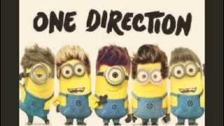 Teenage Dirtbag - One Direction (MinionVoices)