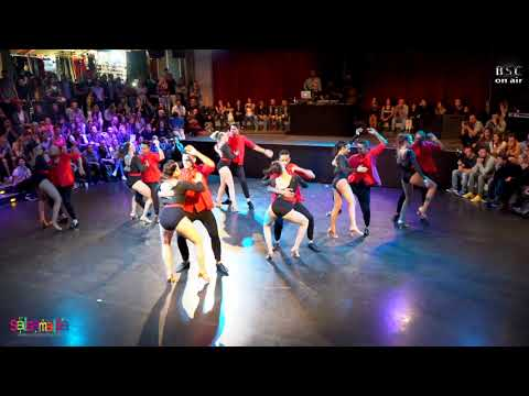 Bachata Passion (The Hague) Stargate Show (BERLIN SALSA CONGRESS 2018)