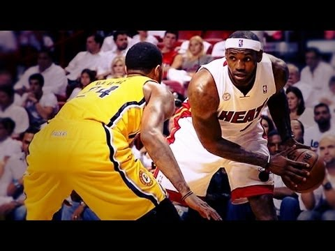 Heat vs. Pacers - 2014 Playoffs Promo ᴴᴰ