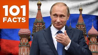 101 Facts About Russia