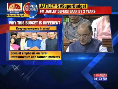 Arun Jaitley cracks the whip on Black Money
