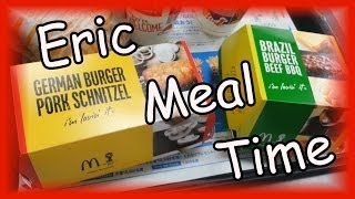 Diet Cheat - Eric Meal Time #36