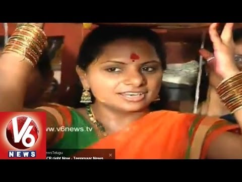 Madhu Yashki Vs Kavitha : Hot Race For Nizamabad Parliament Seat video
