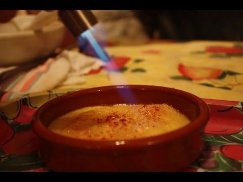 Готовим на 8-е марта вкусный десерт Крема Каталана (Crema Catalana)