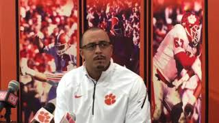 TigerNet.com: Tony Elliott on rivalry week, pt. 1