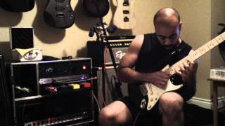 Gm Metal Backing Track Improvisation 1080p