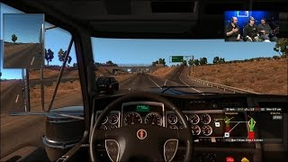 American Truck Simulator: Giant Bomb Quick Look