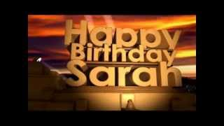 Download Lagu Happy Birthday Sarah Gratis STAFABAND