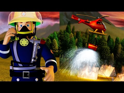 Fireman Sam US New Episodes |  Castles and Kings - 1 Hour Episodes! 🚒 | Cartoons for Kids