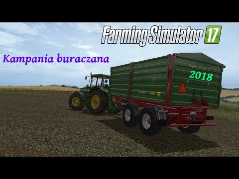 ☆☆☆Kampania buraczna| ☆Farming Simulator 2017 ㋡ Kacper Games☆☆☆