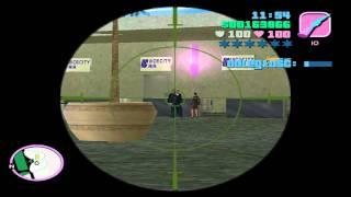 Draka z teczką-Misja #40-GTA Vice City (HD)