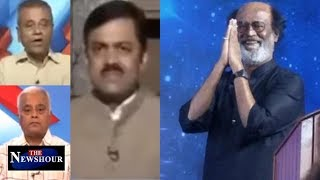 Rajinikanth To Enter Politics? The Newshour Debate (23rd June)
