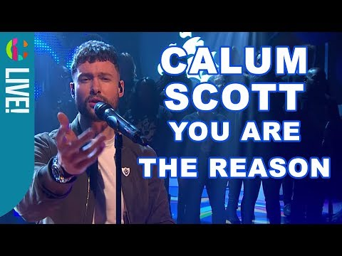 Download Lagu  Calum Scott | You Are The Reason | Live Performance! Mp3 Free