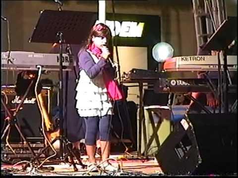 Elena Soffietto canta Amor mio 3° Notte Bianca