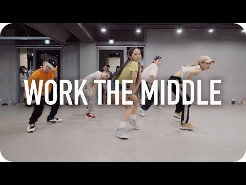 Work The Middle - Alex Aiono / Redlic Han Choreography