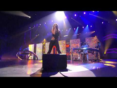 Shakira - She Wolf (Americas Got Talent Finale 16.09.2009) Full...